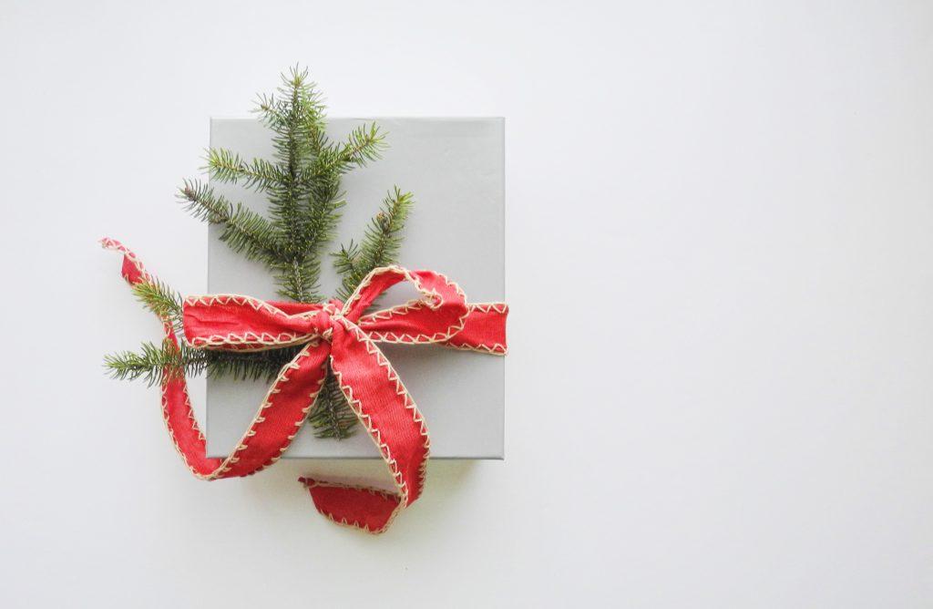 cadeauverpakking dennentak