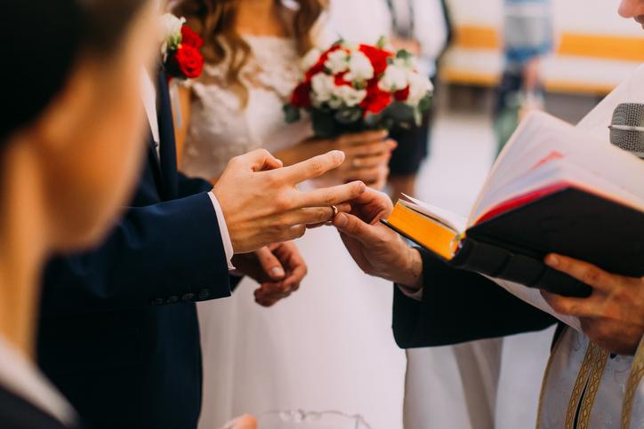 demande de témoin de mariage
