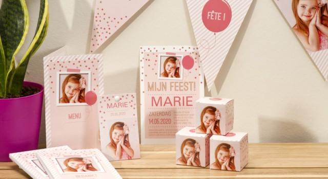 roze confetti VK NL