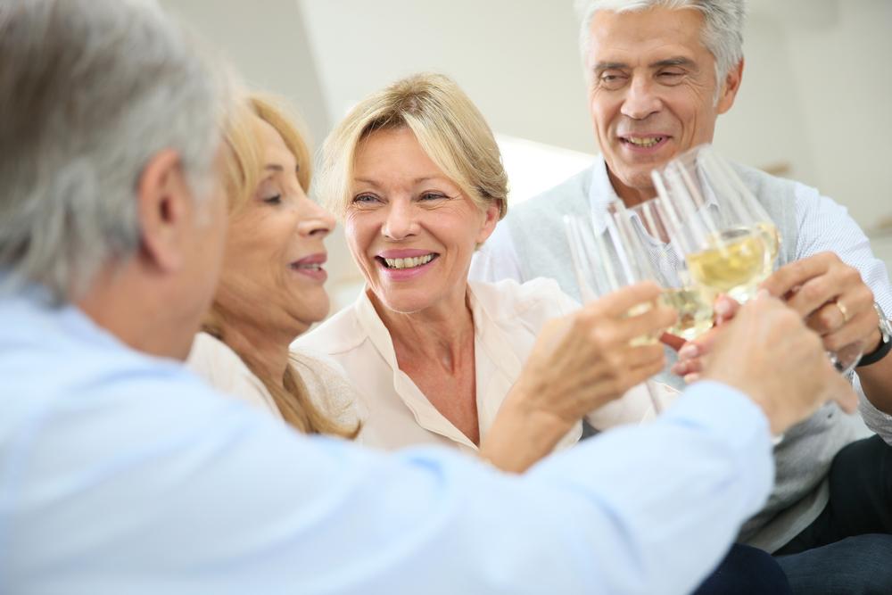 Pensioen vieren in stijl