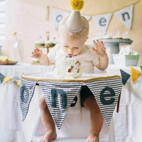 Bébé a 1 an : Comment organiser son 1er anniversaire ?
