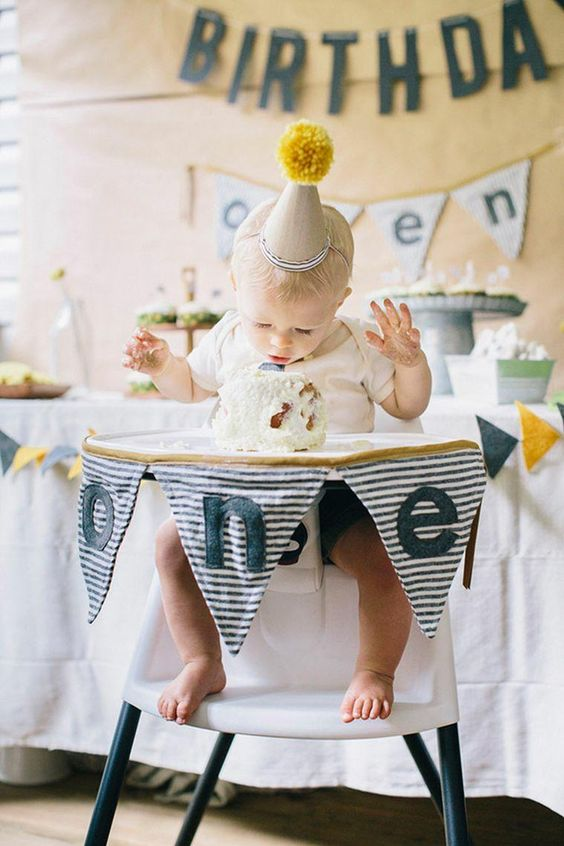 anniversaire bébé 1 an que faire