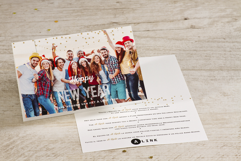 TA1188-1701014-1 kerstkaart met teamfoto