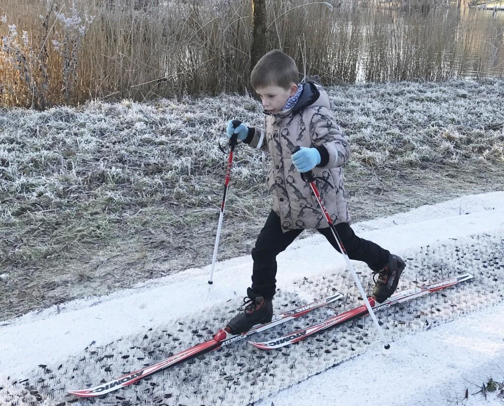 Actief genieten in de Winterfefteling