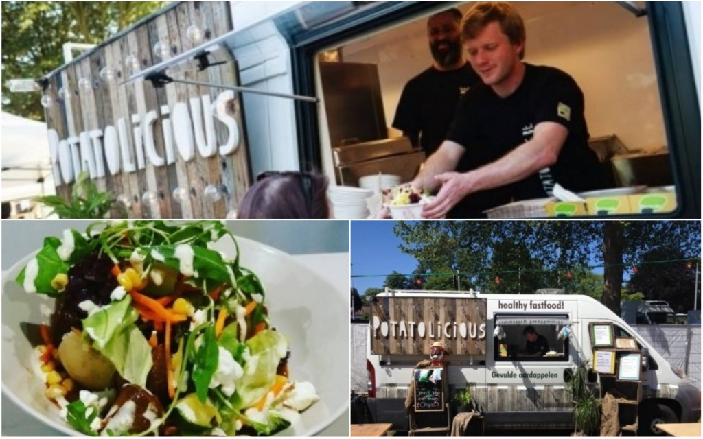 Origineel communiefeest - foodtruck Potatolicious