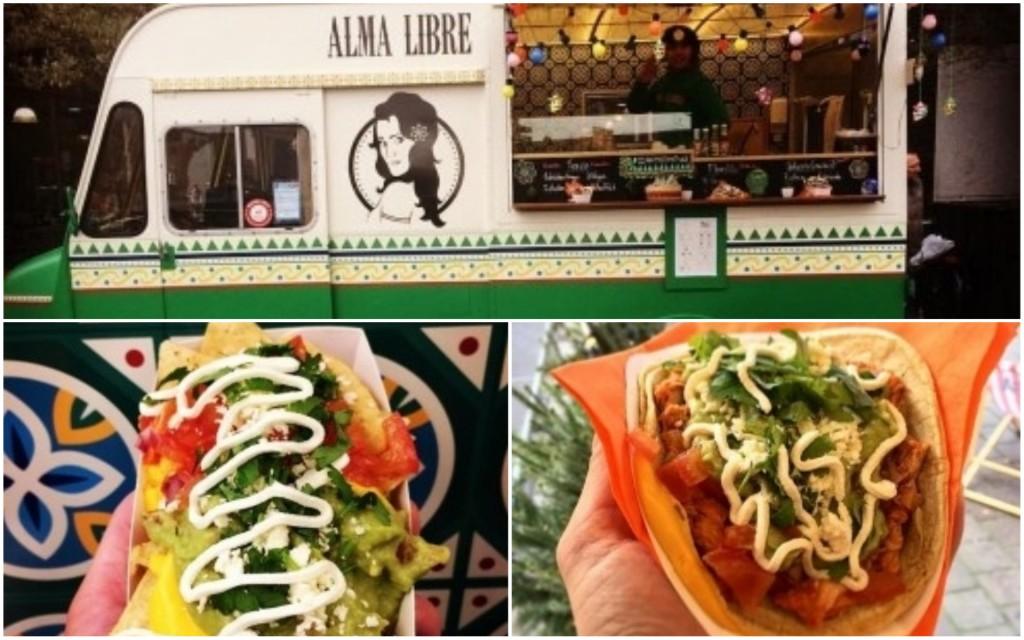 Culinair genieten op je communiefeest: Alma Libre