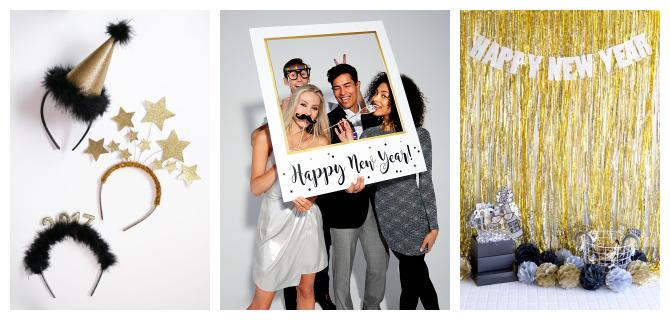 nieuwjaarsreceptie photobooth