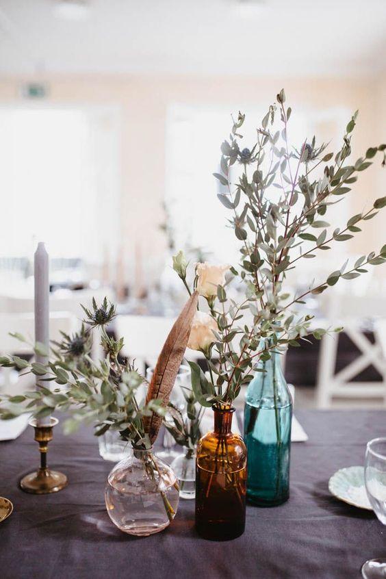 bohemian decoratie op je trouwfeest