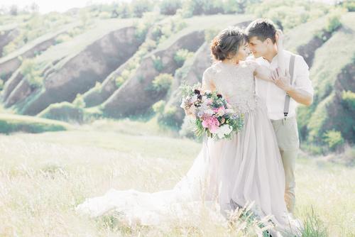 Hoe organiseer je een bohemian bruiloft?