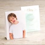 De leukste communie versiering maak je zelf: menukaartjes