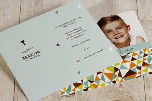 Hoe maak je je communiemenu kidsproof?: leuk menukaartje