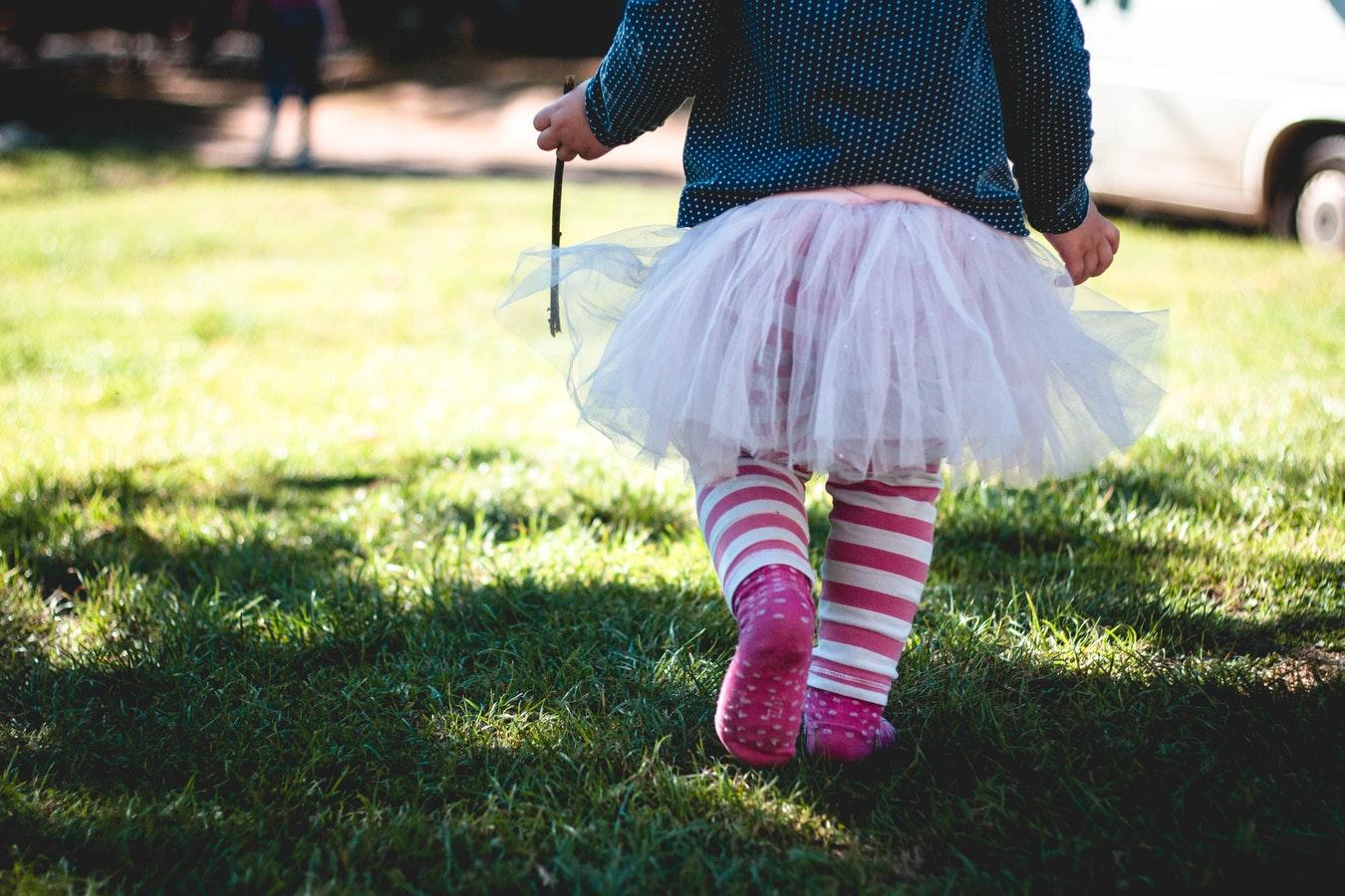 Prinsessenfeestje voor kleine meisjes verjaardag