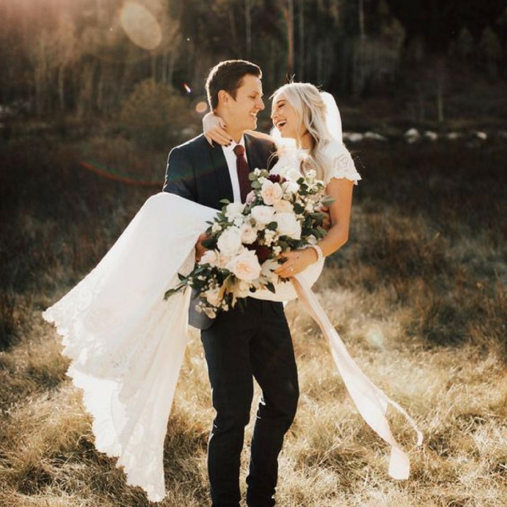 Das perfekte Hochzeitsanzug