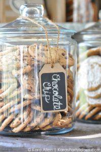 originele huwelijkstaart cookiesbar