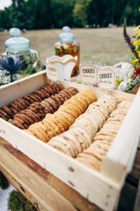 originele huwelijkstaart cookiesba