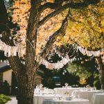 trouwfeest in de zomer