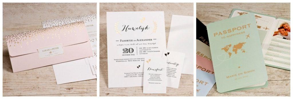 trouwfeest in de zomer uitnodiging