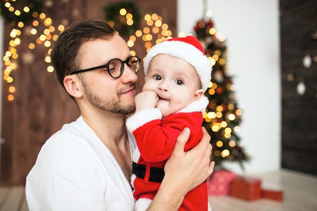 zelf kerstkaarten maken met foto