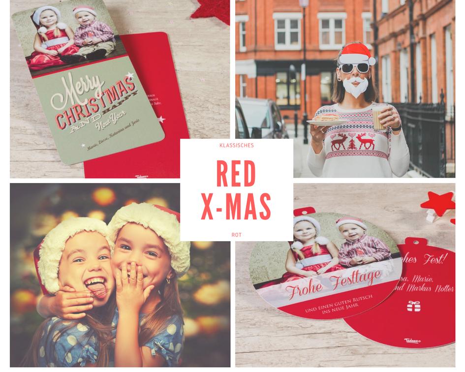 Weihnachtskarten Für Fotos.Weihnachtskarten Selbst Gestalten Trends 2018 Tadaaz Blog