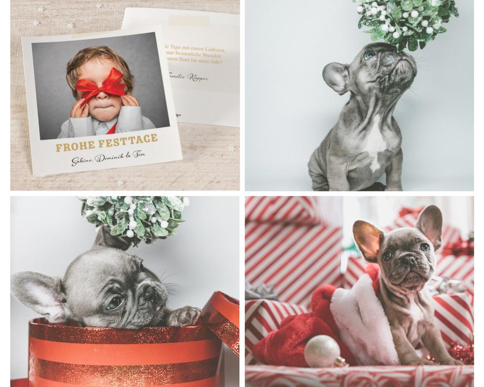 6 Tipps zum Gestalten Ihrer ersten Weihnachtskarte! - Tadaaz Blog