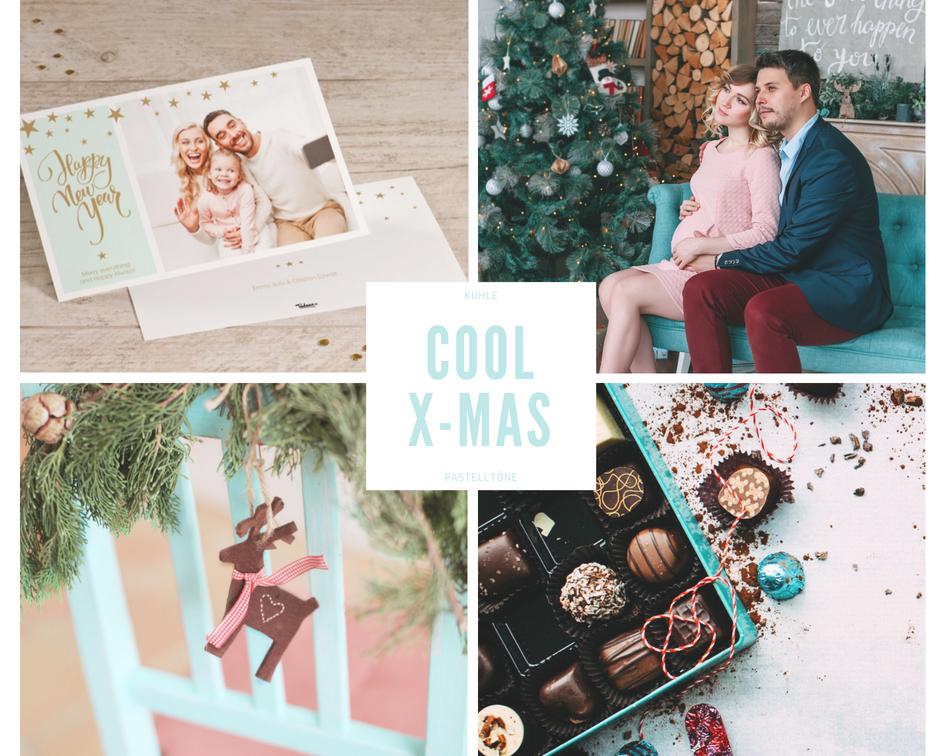 Weihnachtskarten selbst gestalten: Trends 2018 - Tadaaz Blog