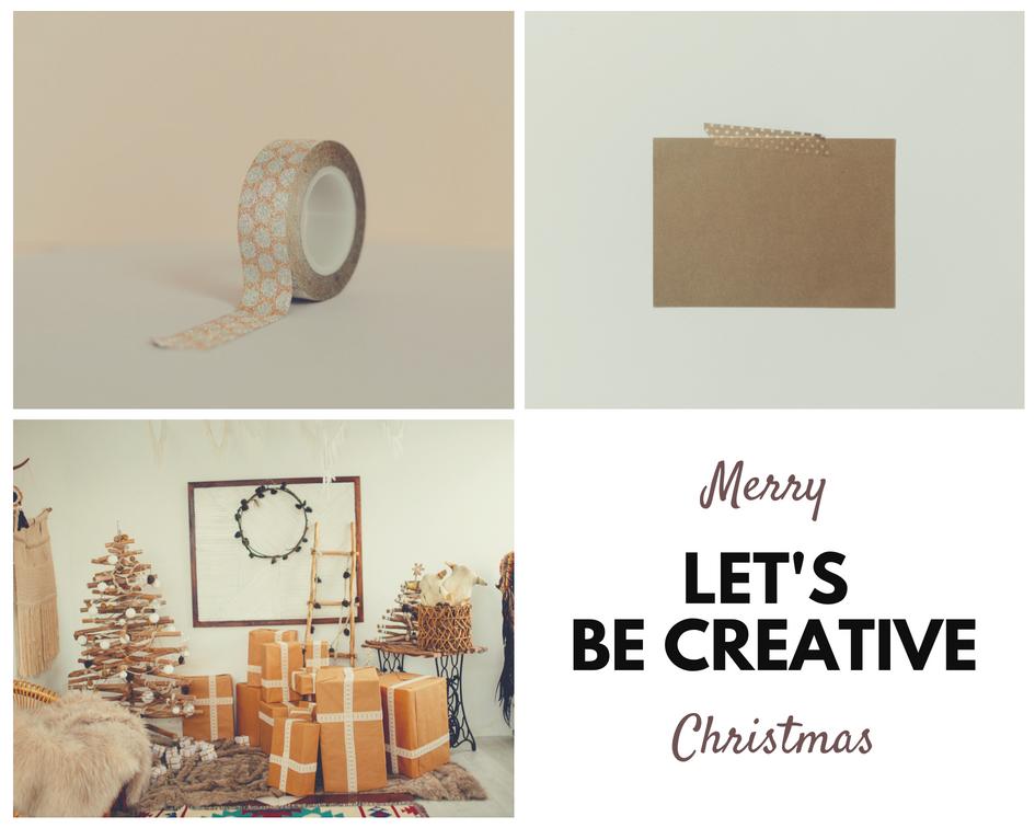 Weihnachtsgeschenke verpacken DIY mit WOW-Effekt - Tadaaz Blog