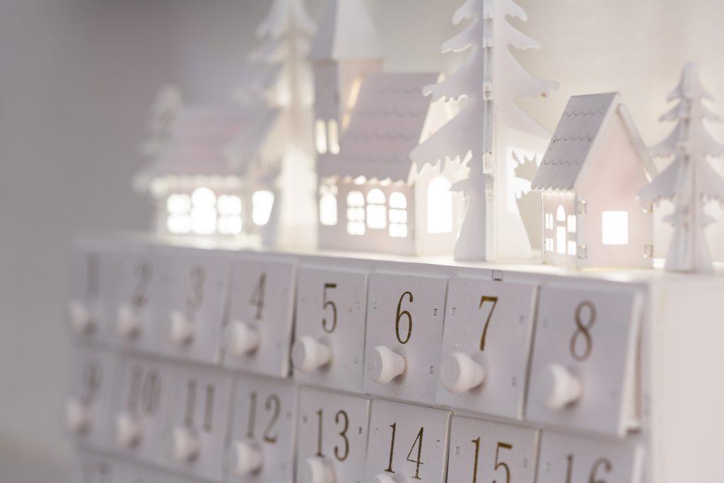 adventskalender kerstchecklist