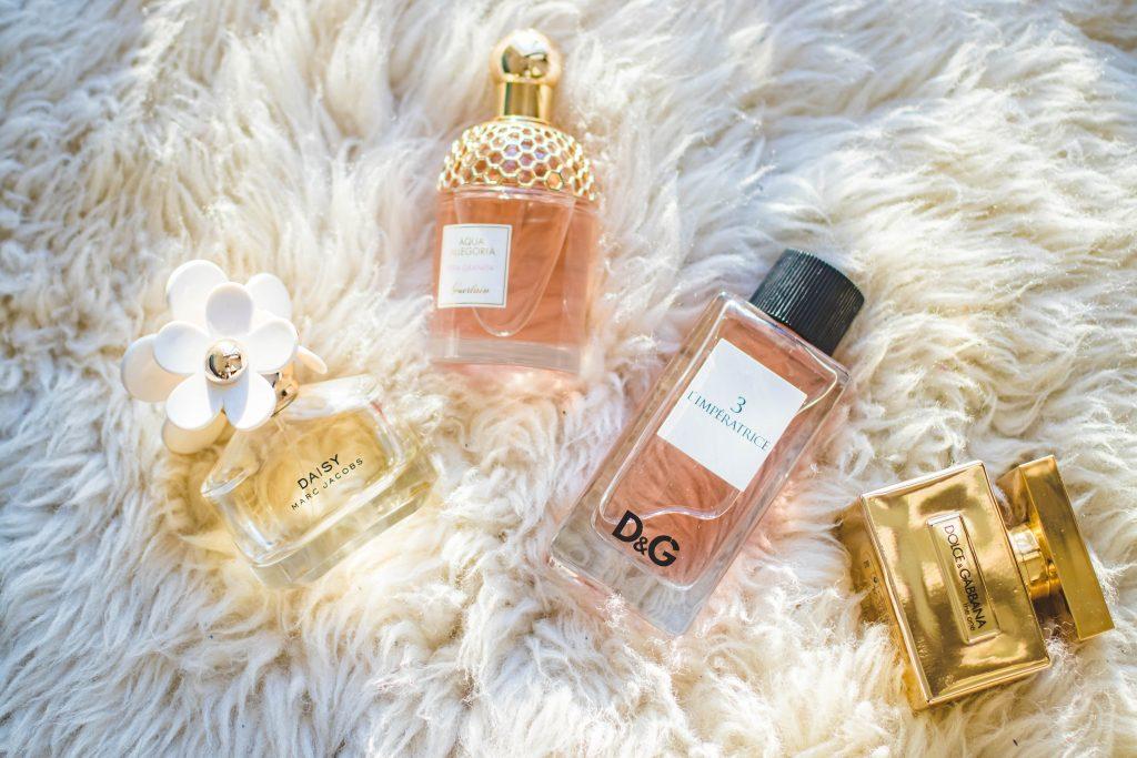 kerstcadeau voor haar parfum