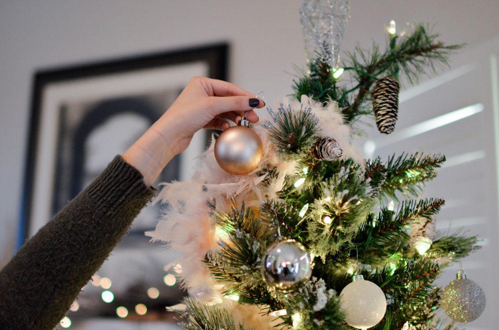 kerstboom versieren kerstfeest checklist