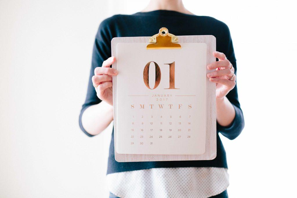 kerst aftelkalender zelf maken