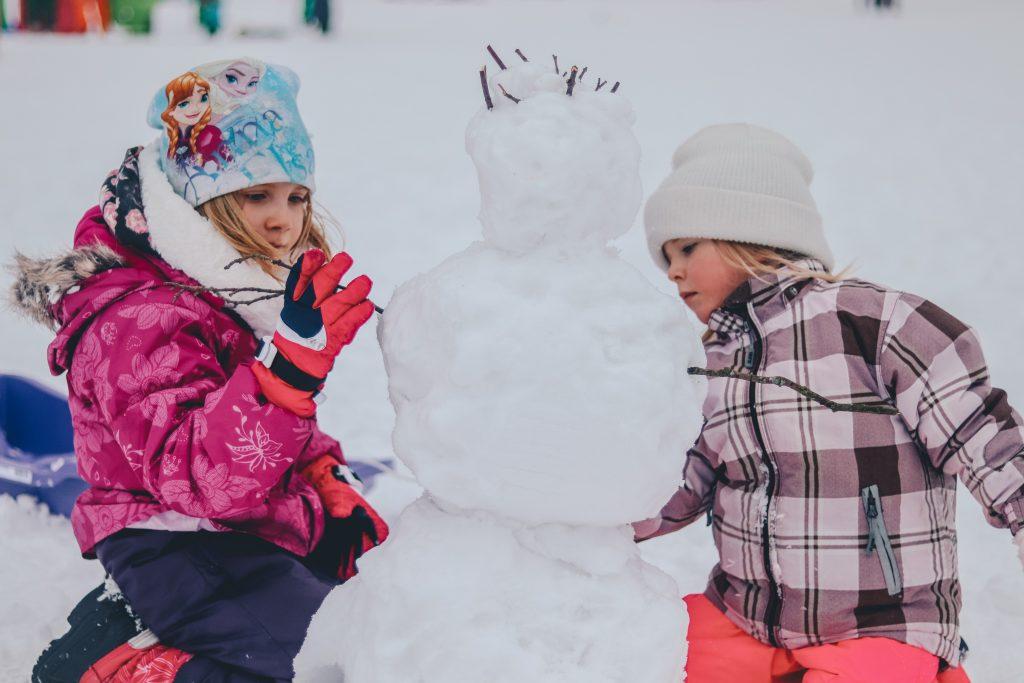 sneeuwfoto tips in actie