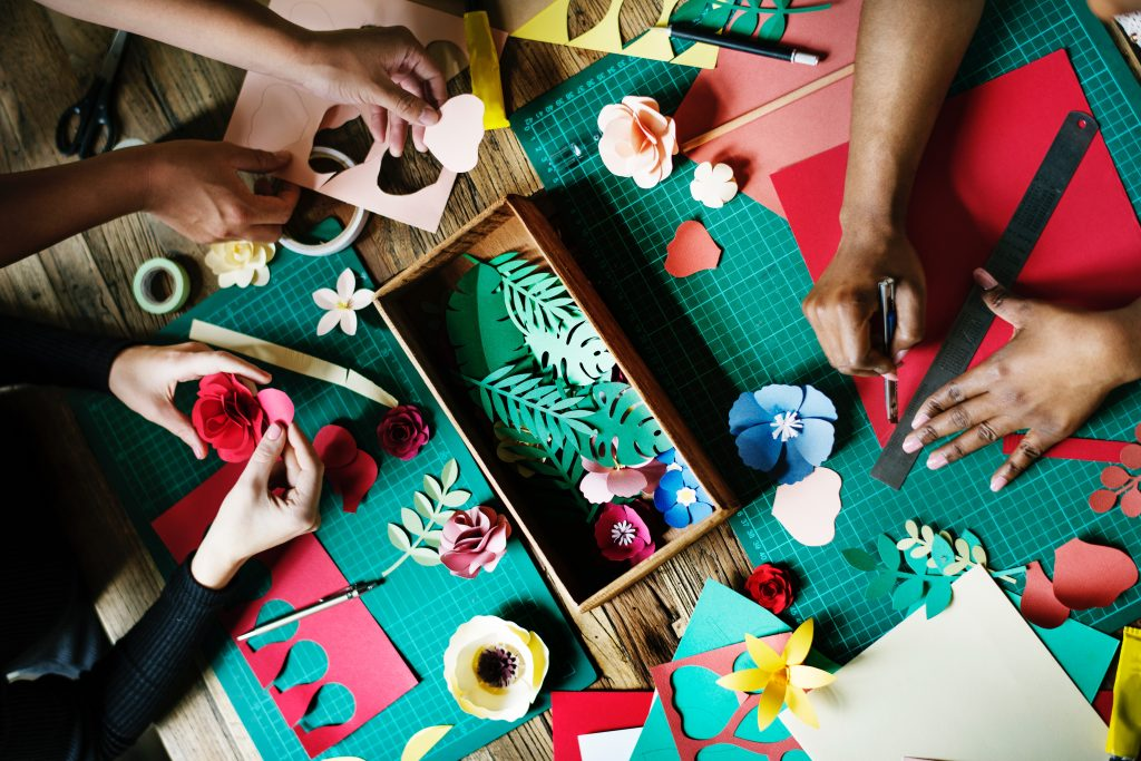 creatief kerstcadeau workshop