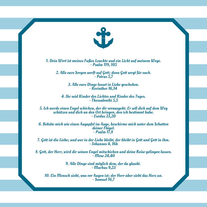 Taufspruch Kurz Karte.Schöne Taufsprüche Für Ihre Taufeinladungen Tadaaz Blog
