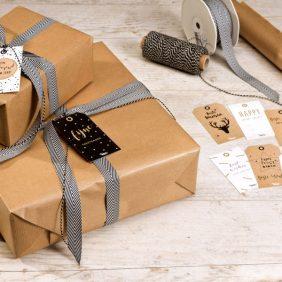 De leukste cadeaulabels voor jouw kerstgeschenkje