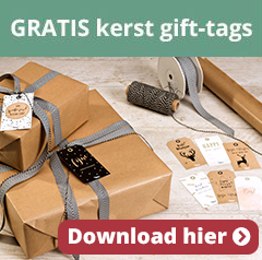 Kerst gift tags