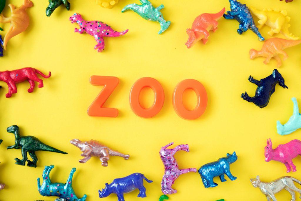 organiseer een te gek zoo feestje voor je oogappel