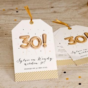 4 Fantastische Ideeën Om Je 30ste Verjaardag Memorabel Te Maken