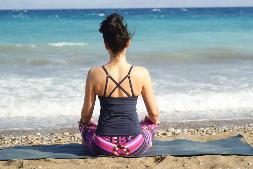 How to: ontstressen voor je bruiloft - mediteren