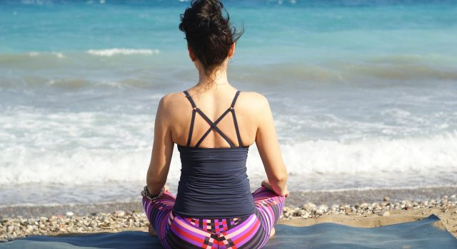 How to: ontstressen voor je trouwdag - mediteren