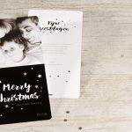 foto bewerken kerst zwart wit